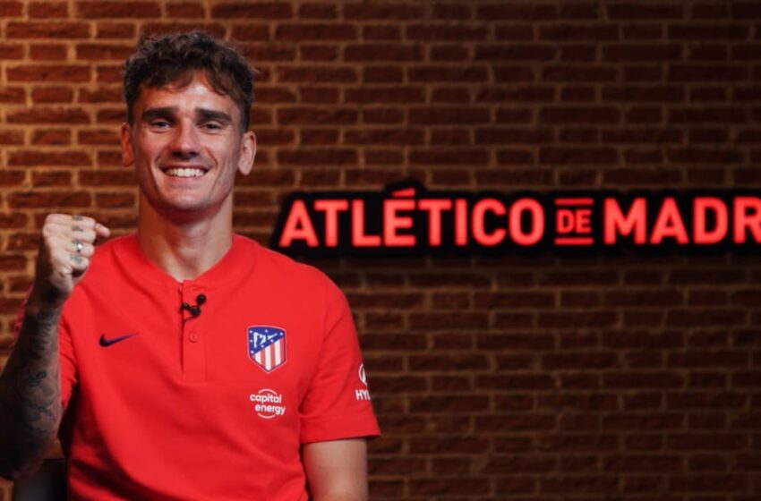 I'll do my best to win back Atletico Madrid fans' heart – Griezmann