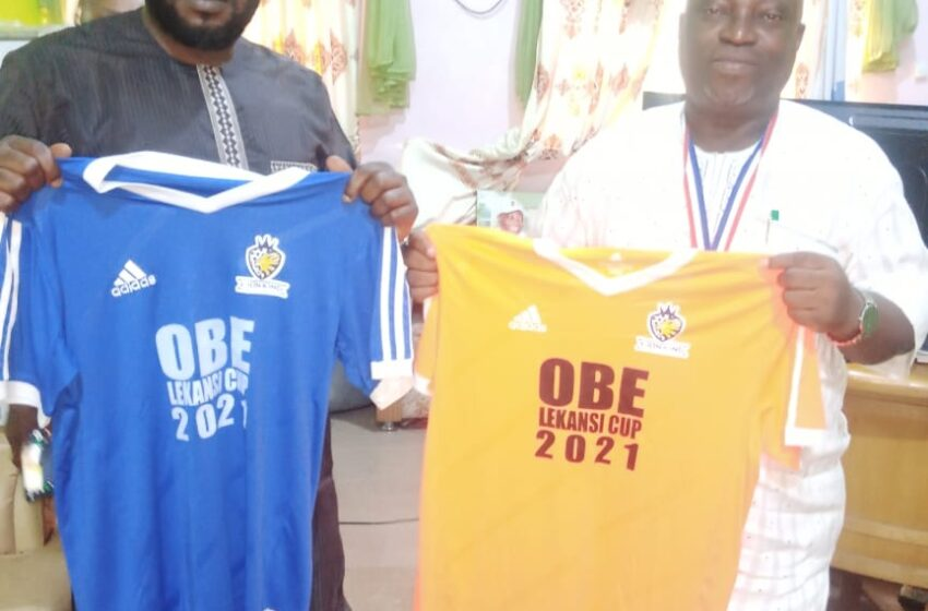 OBE Cup: Organisers commence distribution of forms to Teams