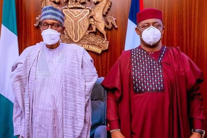 Ex PDP member, Fani-Kayode joins APC, meets Buhari in Aso-Rock