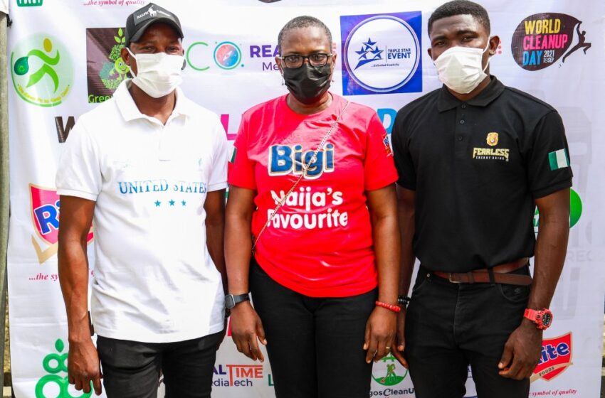 Rite Foods partners Lasgidi recyclers to rid Lagos of waste