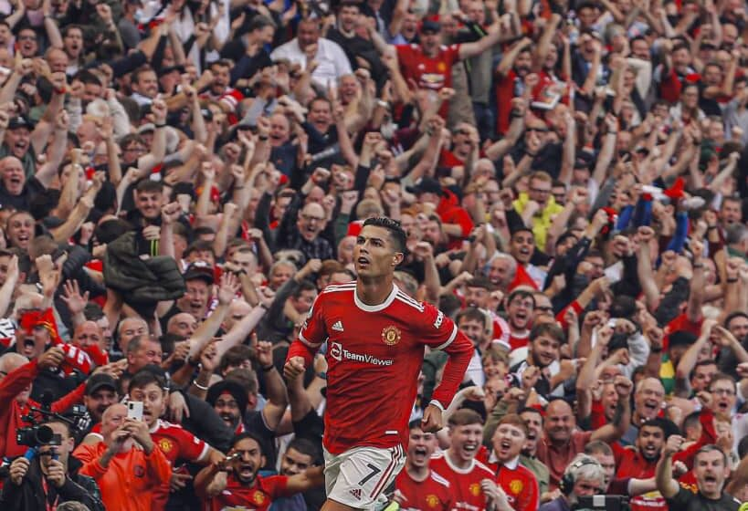 Ronaldo enjoys a hero's return as Manchester United thrash Newcastle