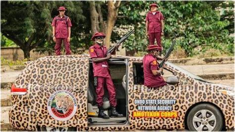 Amotekun foils 35 kidnap attacks in ondo state