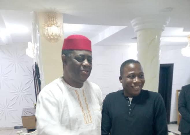Defection: Sunday Igboho blast FFK, calls him saboteur
