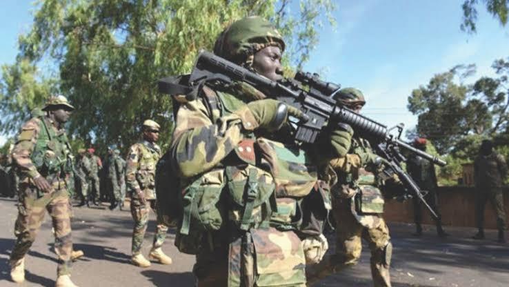 We won't allow foreign terrorists overrun Nigeria- Military