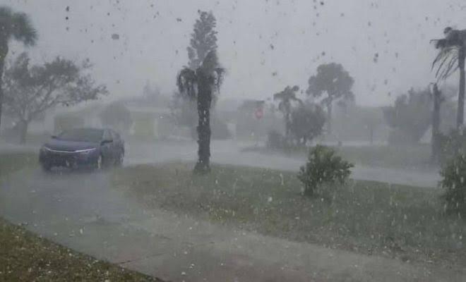 Severe rainfall kills at least 36 in US east cost