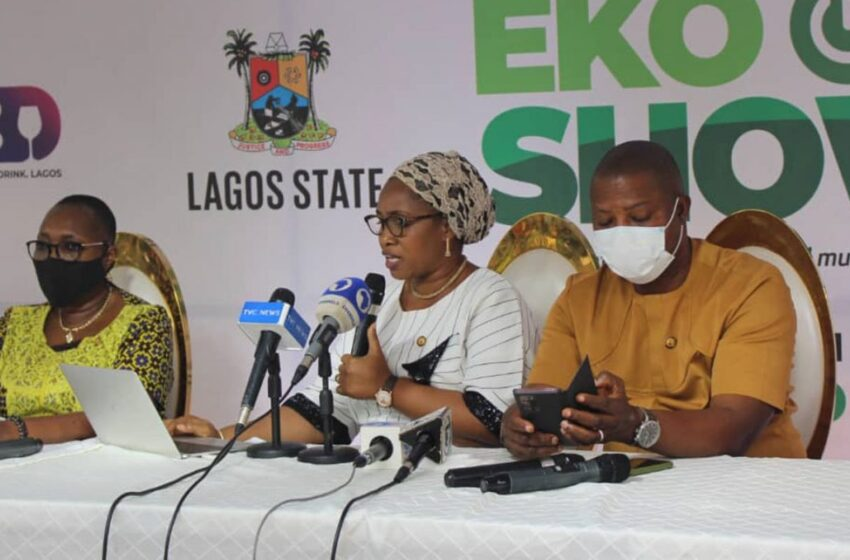 K1, Teni and Davido braces up for today's 'Eko On Show'