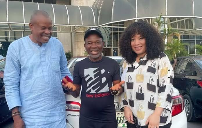 BREAKING: Actors Guild of Nigeria secures Chiwetalu Agu's release